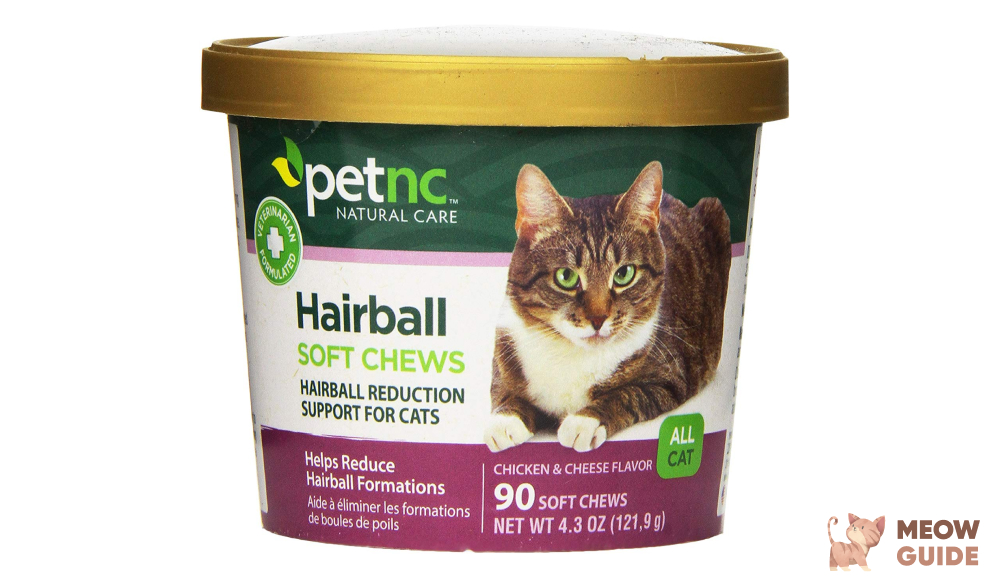 hairballs, Best remedy products and solutions for hairballs in cats