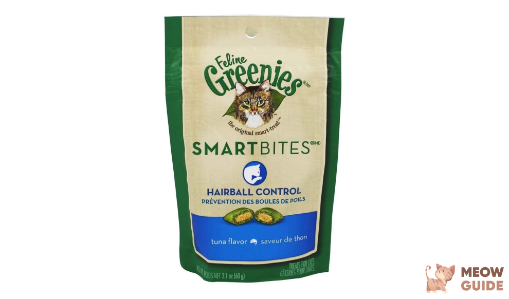Smartbite Hairball Control Tuna Cat Treats