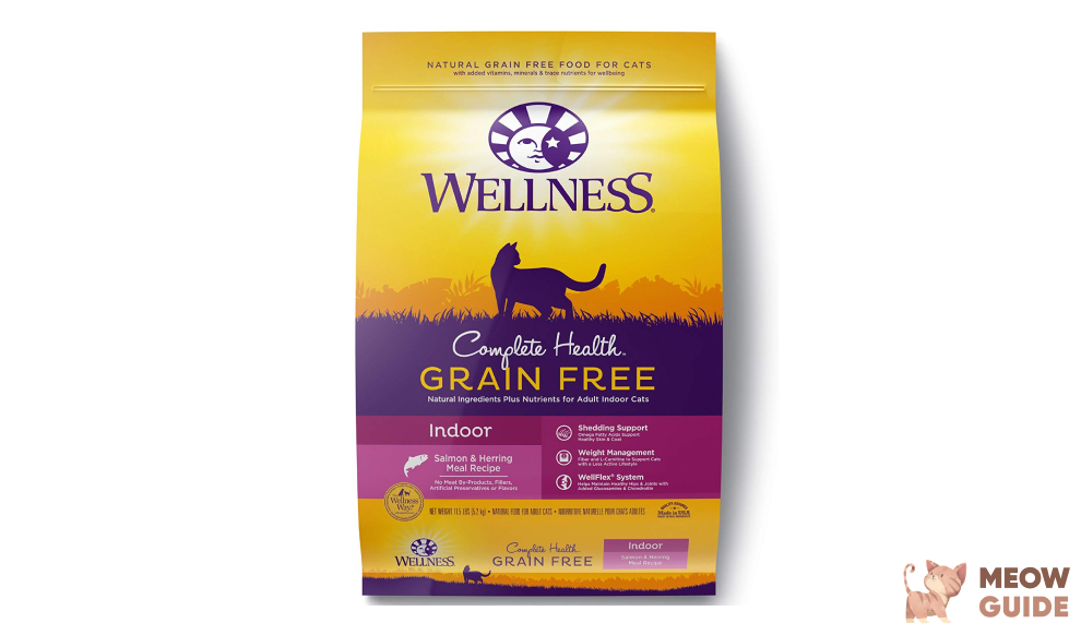 Wellness Complete Health Natural Grain-Free Dry Cat Food